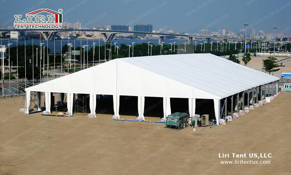 & Exhibition Tents - Liri Tent US