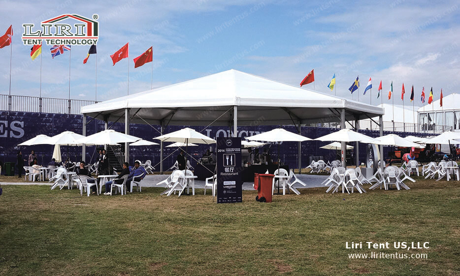 & equestrian tents - Liri Tent US | Buy CLear Span Tents for Sale