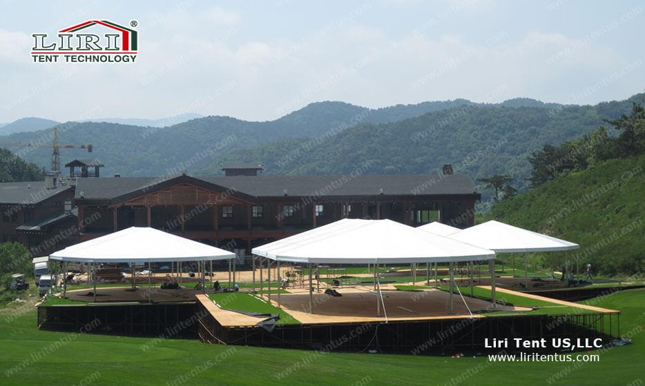 & Hospitality tents - Liri Tent US