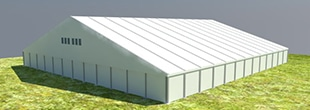 large beam clear span liri tent us