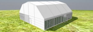 polygon top tent
