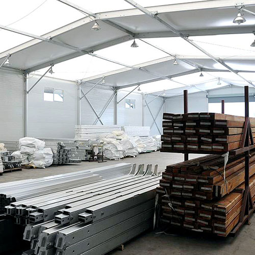 industrial tent solutions