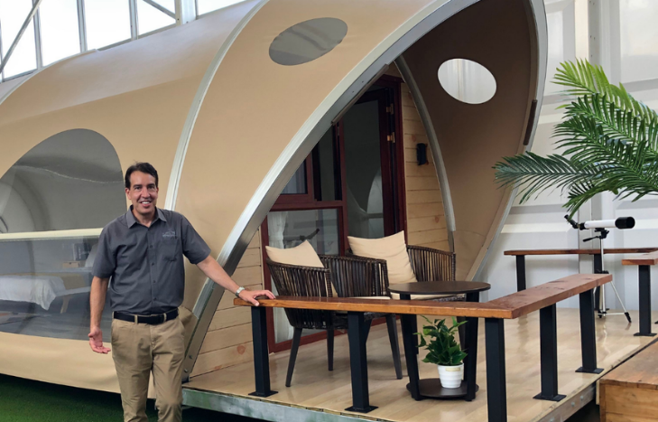 Why Just Camp? Why More and More Clients are Glamping with Liri Tent Structures